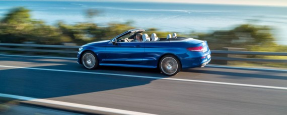 Noul Mercedes-Benz C-Class Cabriolet (03)