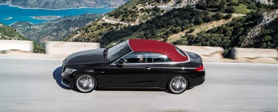 Noul Mercedes-AMG C 43 4MATIC Cabriolet (03)