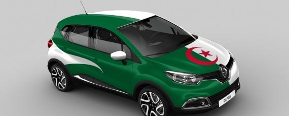 Renault Captur Algeria