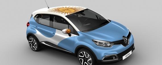 Renault Captur Argentina