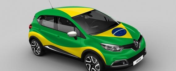 Renault Captur Brazilia