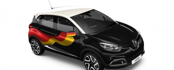 Renault Captur Germania