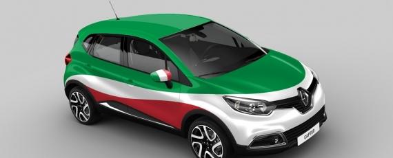 Renault Captur Italia