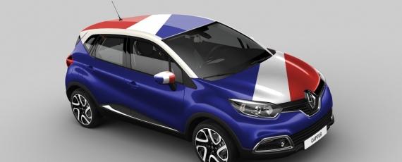 Renault Captur Franţa