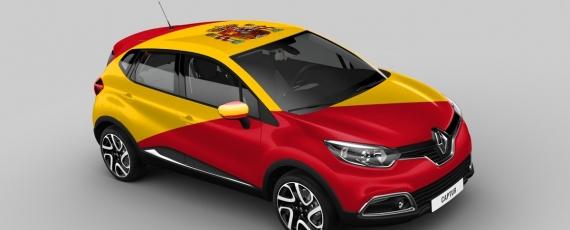 Renault Captur Spania