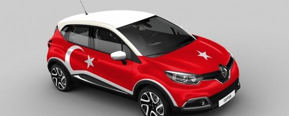 Renault Captur Turcia
