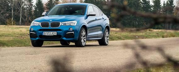 Test BMW X4 M40i (01)