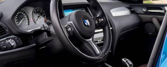 Test BMW X4 M40i (19)