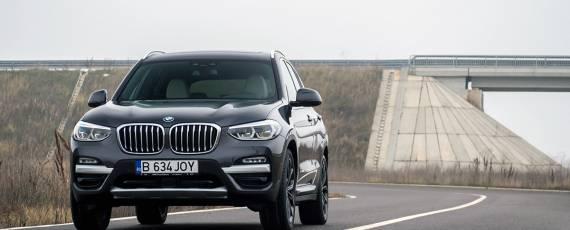 Test BMW X3 xDrive20d (01)