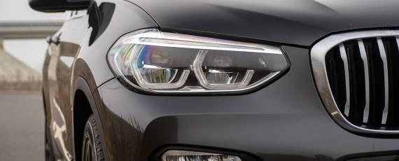 Test BMW X3 xDrive20d (07)