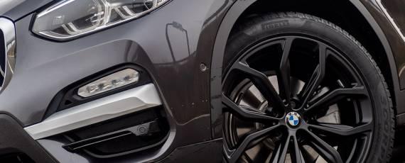 Test BMW X3 xDrive20d (08)