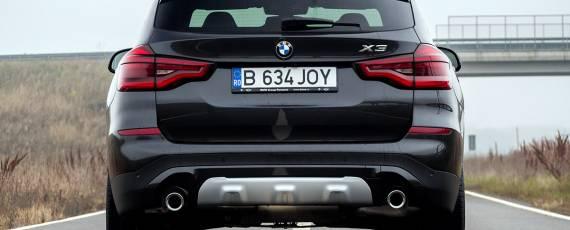 Test BMW X3 xDrive20d (04)