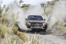 Noul Mercedes-Benz GLC - galerie foto