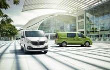 Noul Renault Trafic 2014 -imagini oficiale